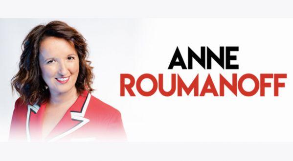 Anne Roumanoff : Elle présente son nouveau spectacle à Paris !