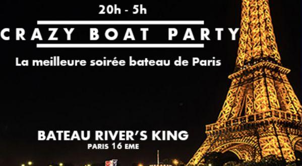 La Crazy Boat Du Samedi : A Quoi S'attendre ?