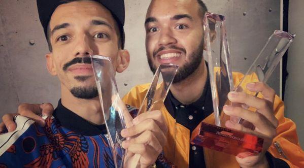 BigFlo & Oli : le duo casse son trophée en live ! (Vidéo)