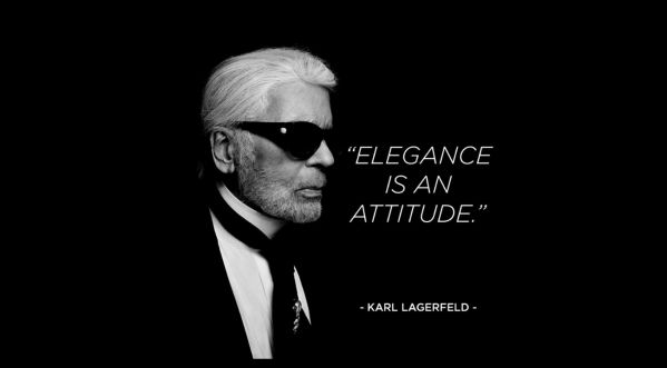 Karl Lagerfeld A Tiré Sa Révérence