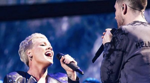 Pink : L'artiste interprète son nouveau titre en live aux Brit Awards ! (Vidéo)