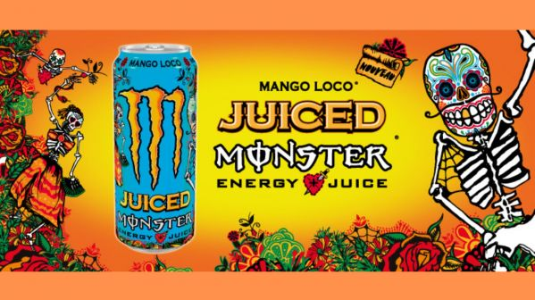 Zoom sur l'innovation Monster Energy 2019 : le Mango Loco !
