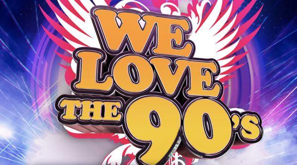 La soirée We Love The 90's débarque à Paris !