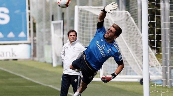 Biographie : Luca Zidane