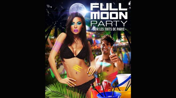 La Plus Grande Full Moon Party De France : A Quoi S'attendre ?