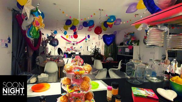 On a testé... la Licorne Party organisée par Amélie de la Maison des Filles