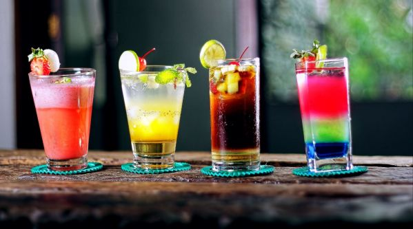 Top 3 des cocktails sans alcool !