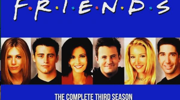 Friends : La série à 25 ans !