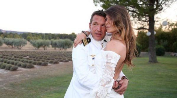 Benjamin Castaldi : Il offre une belle déclaration à sa femme à l'occasion de ses trois ans de mariage !