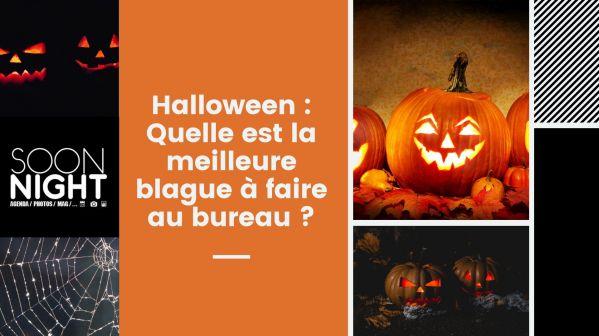 Halloween 2019 : Quelle est la meilleure des blagues ?