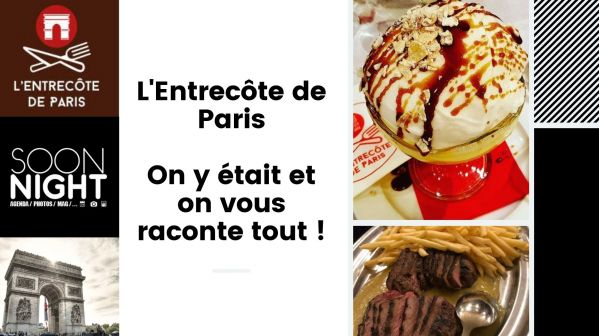On a testé : l'Entrecôte de Paris (restaurant)