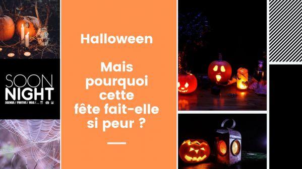 Halloween : pourquoi cette fête fait-elle si peur ?