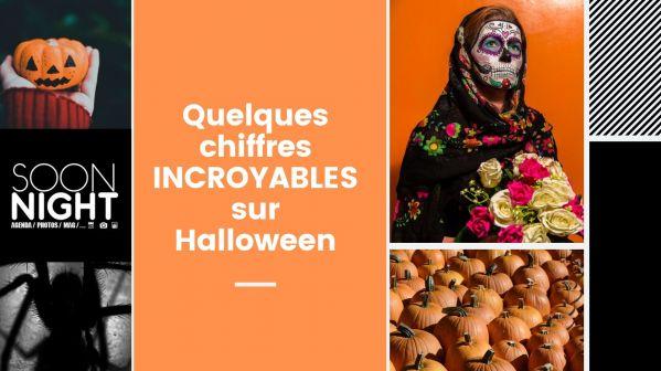 Quelques chiffres INCROYABLES sur Halloween