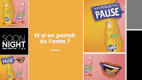 Et si on parlait du Fanta ?