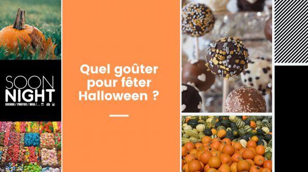 Quel goûter pour fêter Halloween ?