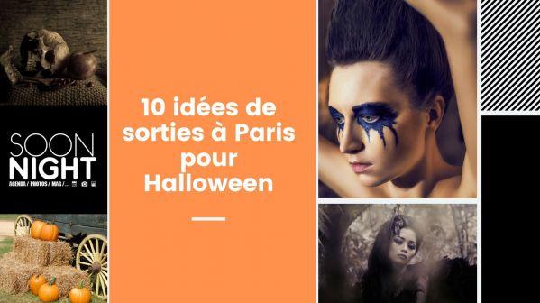 10 idées de sorties à Paris pour Halloween