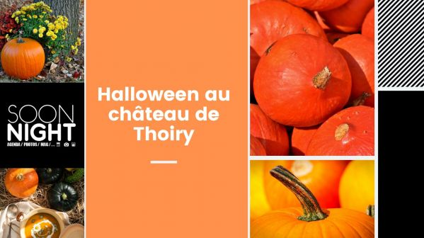 Halloween au château de Thoiry