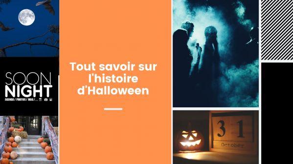 Tout savoir sur l'histoire d'Halloween