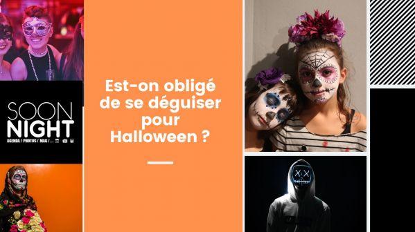 Est-on Obligé De Se Déguiser Pour Halloween?