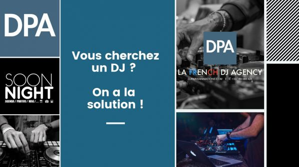 Vous Cherchez Un Dj ? On A La Solution !