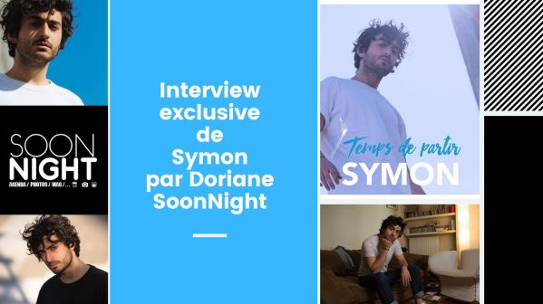 Interview exclusive : Symon by SoonNight