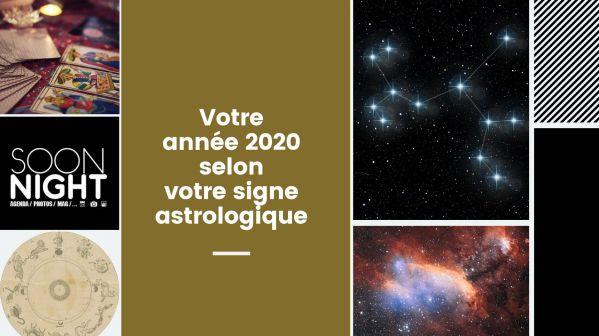 Votre année 2020 selon votre signe astrologique