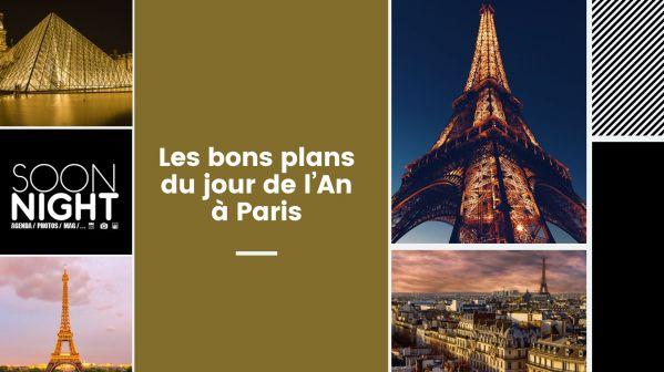 Les bons plans du jour de l'An à Paris
