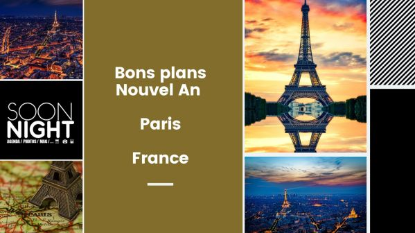 Bons Plans Nouvel An 2020 / Paris / France