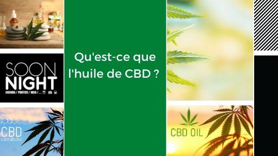 Qu'est-ce que l'huile de CBD ?