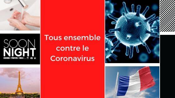 Tous ensemble contre le Coronavirus