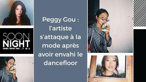 Peggy Gou : l'artiste s'attaque à la mode après avoir envahi le dancefloor