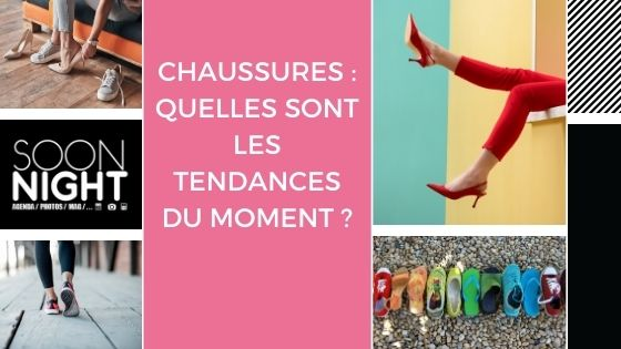 Chaussures : quelles sont les tendances du moment ?