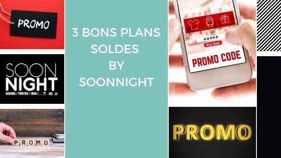 3 bons plans SOLDES
