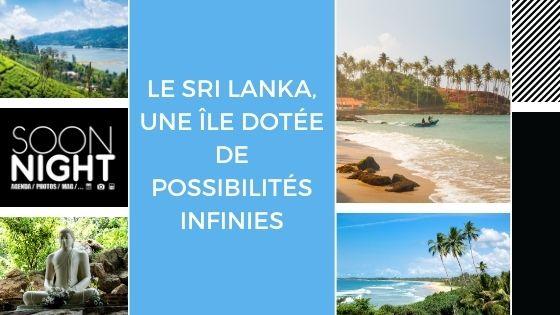 Le Sri Lanka, une île dotée de possibilités infinies