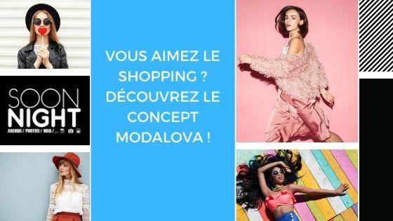 Vous aimez le shopping ? Découvrez le concept Modalova !