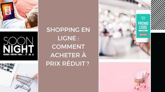 Shopping en ligne : comment acheter à prix réduit?