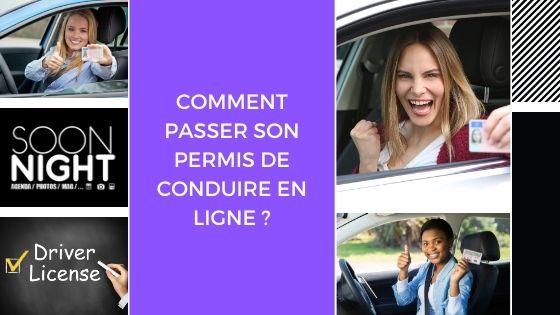 Comment passer son permis de conduire en ligne ?