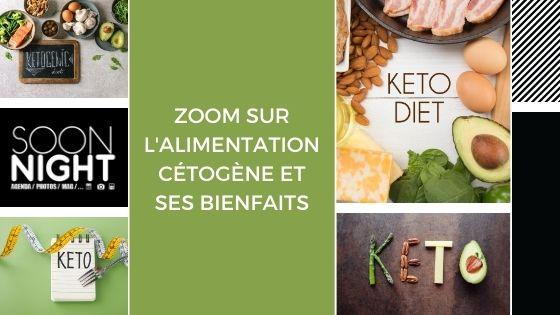 Zoom sur l'alimentation cétogène et ses bienfaits