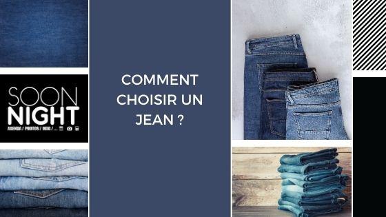 Comment choisir un jean ?