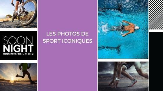Les photos de sport iconiques