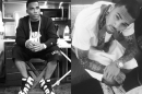 Nelly revient avec  Chris Brown sur  » Marry Go Round »