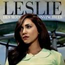 Leslie dévoile la vidéo » Des Mots Invincibles».