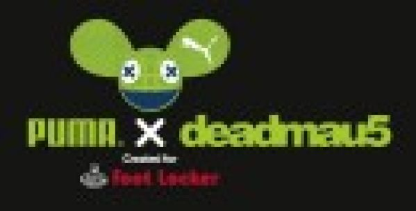 Deadmau5 aime la mode (et Puma)