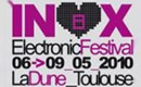 Inox Electronic Festival 6-9/05 @ La Dune
