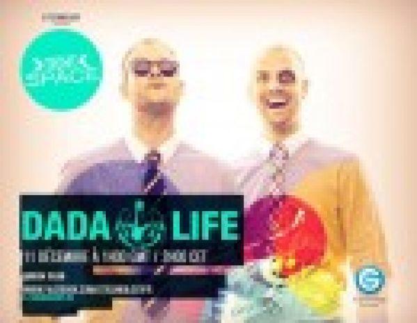 Le show de Dada Life au Queen !