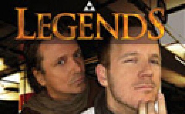 Legends : Lissat & Voltaxx
