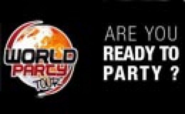 World Party Tour 2011 : Escales En Pologne Et Serbie
