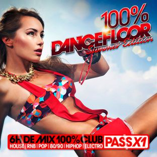 Soirée clubbing 100% DANCEFLOOR (été 2016) Samedi 03 septembre 2016