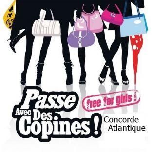 Soirée clubbing PASSE AVEC DES COPINES ! (Filles=GRATUIT) Samedi 03 decembre 2016