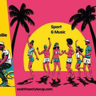 Autre Sosh Freestyle Cup 2017 (Les 10ans) Vendredi 23 juin 2017